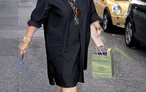 Elena Benarroch la lía en  Marbella por 35 euros