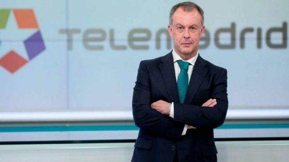 Muere Javier Espiniella, director de Producción de Telemadrid