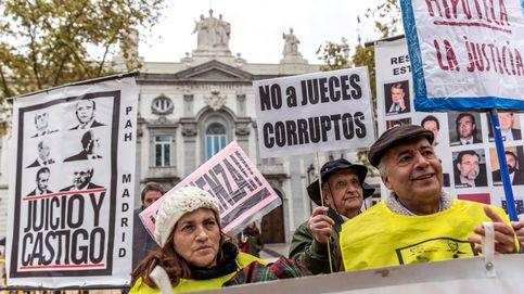 La Manada, audios de la ministra, hipotecas... El 'annus horribilis' de la Justicia española