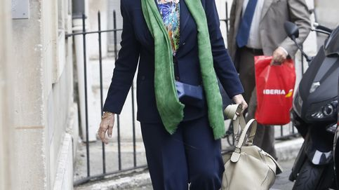 La Reina Sofía viaja a Ginebra en la peor semana para su hija Cristina