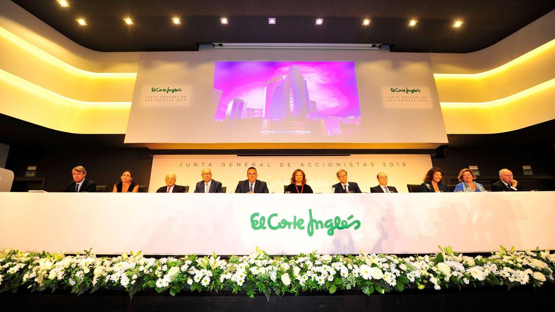 El Corte Inglés aprueba la fusión de Bricor y sus grandes almacenes y renueva a Pizarro