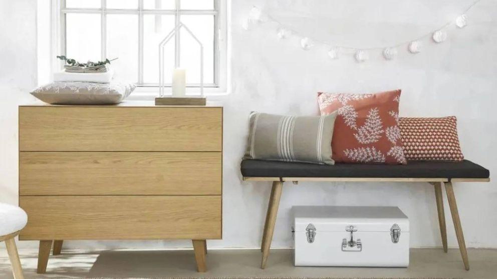 Tres muebles de tres estilos (muy) diferentes para tu recibidor en Maisons du Monde