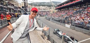 Post de Nico Rosberg, de campeón del mundo a aspirante a 'influencer' que se lleva 'zascas'
