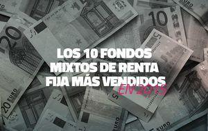 Como churros: estos son los fondos mixtos de renta fija que más se están vendiendo en España