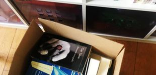 Post de Una mudanza con (demasiados) libros