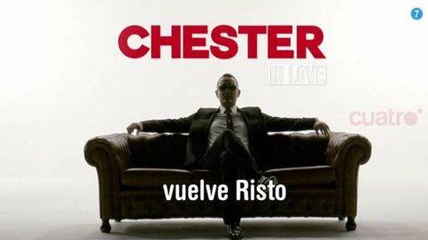 Cuatro arranca la promoción de 'Chester in Love' con Risto Mejide