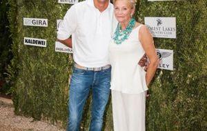Gwyneth Paltrow da 'plantón' a Cristina Macaya, Alonso Aznar y la hija de Mario Conde