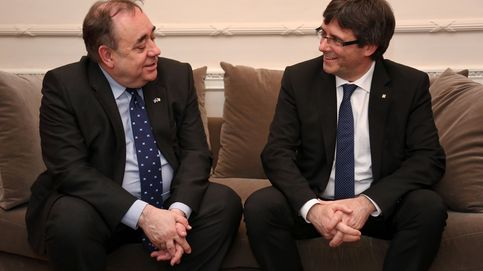 Puigdemont y Torra se reunirán este lunes en Waterloo (Bélgica)