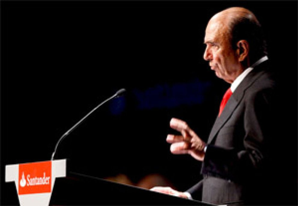 Santander se arma con 20.000 millones para la postcrisis