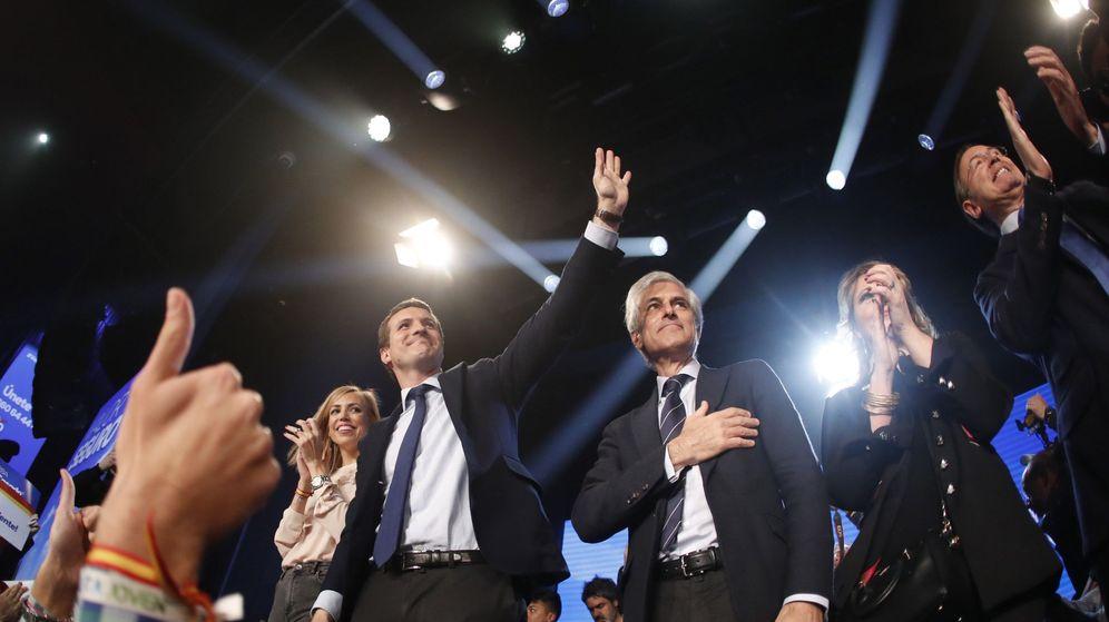 Foto: El candidato del Partido Popular a la presidencia del Gobierno, Pablo Casado. (EFE)