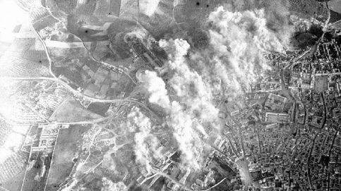 Bombardeo de Jaén en 1937: más muertos que en Guernica un mes antes