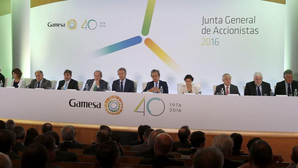 Bruselas condiciona la fusión de Siemens y Gamesa a la venta previa de Adwen