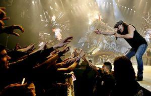 A AC/DC se le caen dos letras: el guitarrista Malcolm Young abandona el grupo