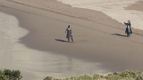 Jon Snow y Daenerys Targaryen, encuentro sorpresa en una playa vasca