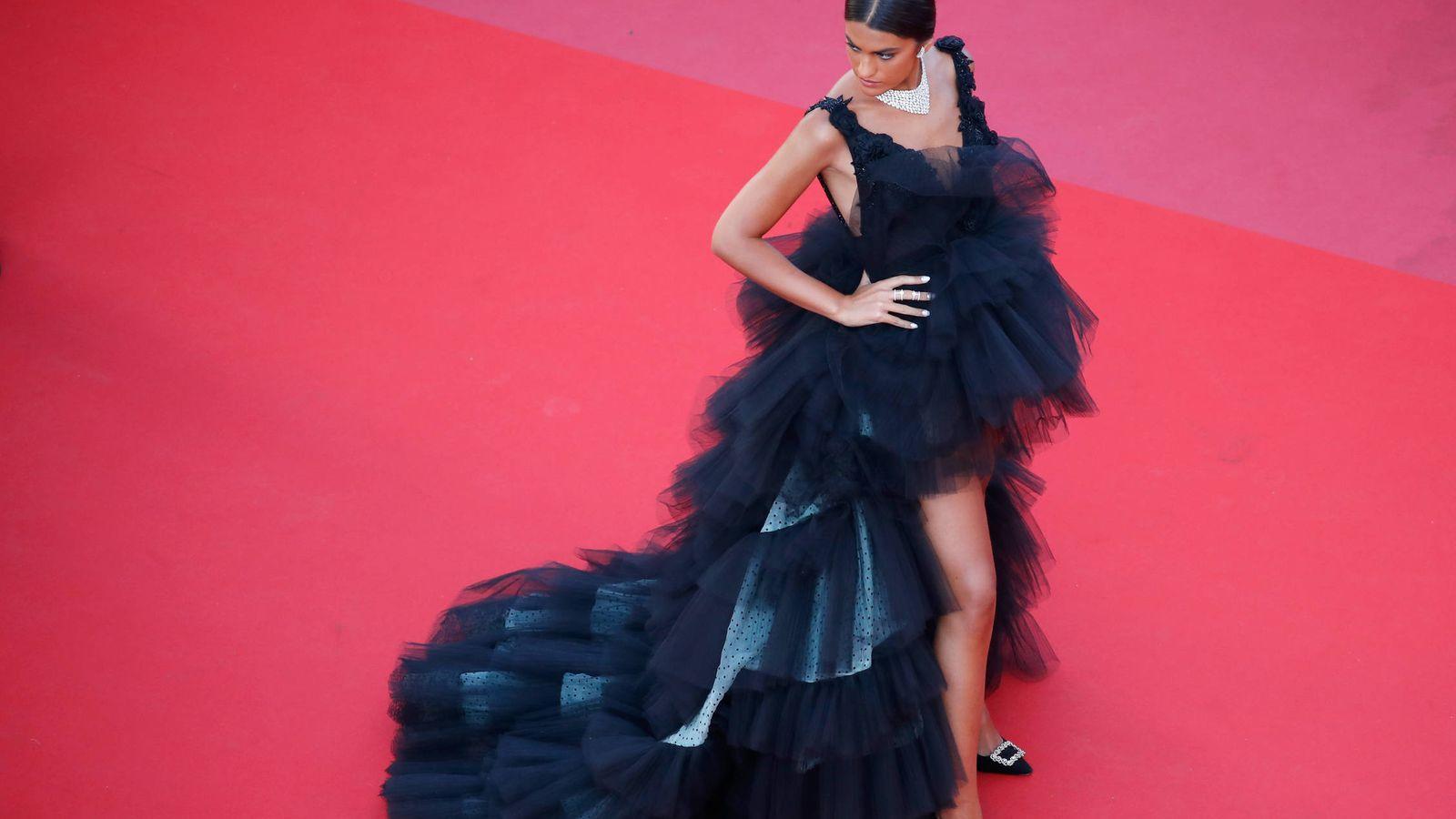 Foto: Marta Lozano en Cannes. (Getty)