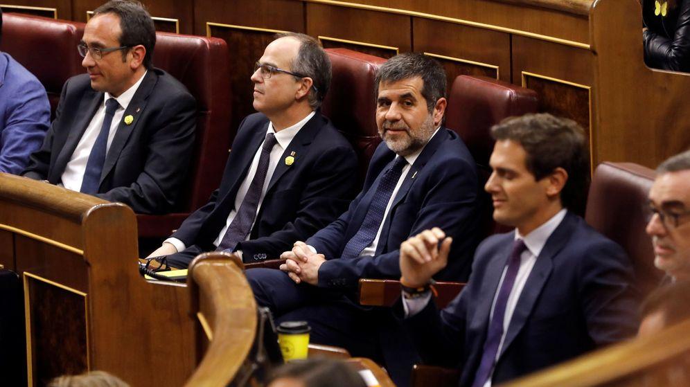 Foto: Sesión constitutiva del Congreso. (EFE)