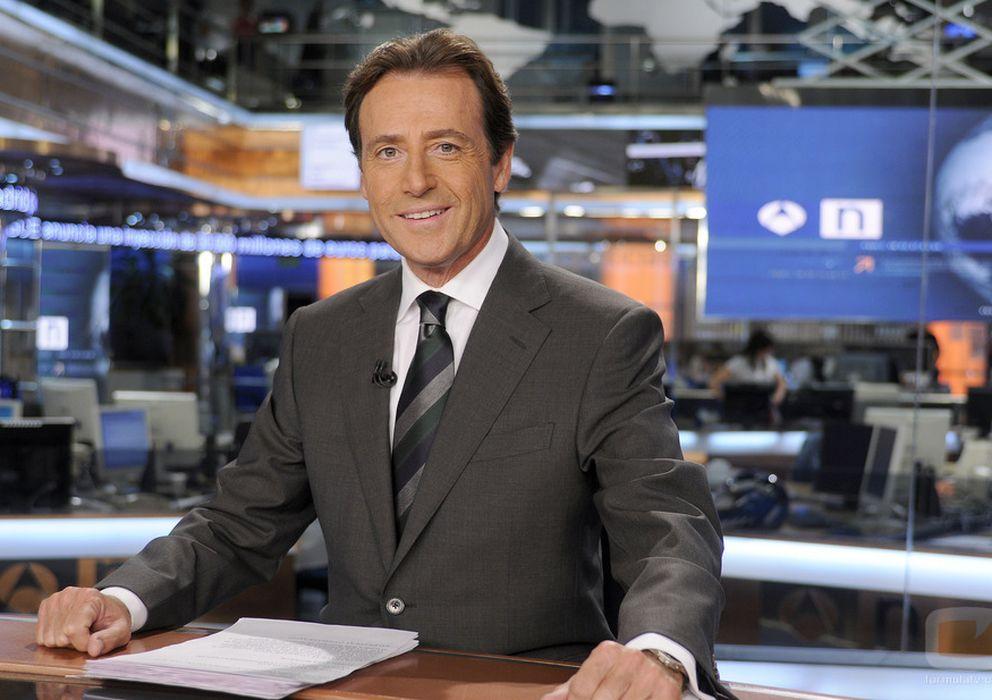 Foto: Matias Prats, en una imagen de Noticias Antena 3
