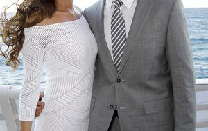 Jenson Button se casa en Hawai con la modelo Jessica Michibata