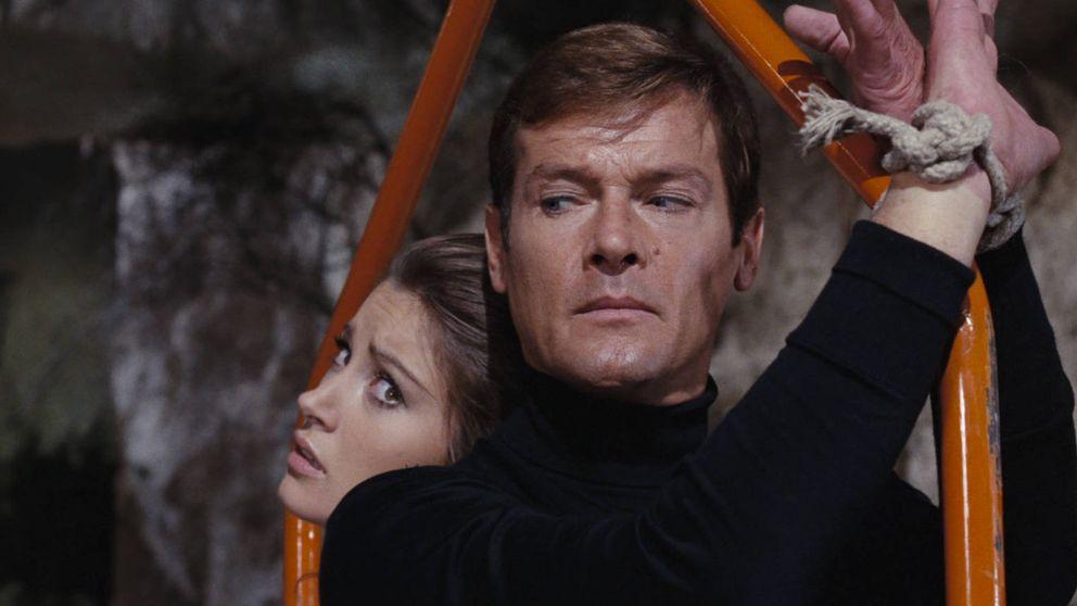 Los siete 'James Bond' de Roger Moore: de 'Vive y deja vivir' a 'Panorama para matar'