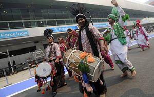 El Gran Premio de la India de Fórmula 1 no se disputará en 2014