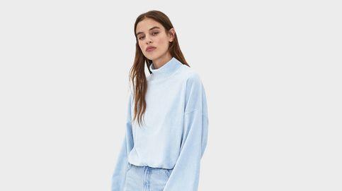 Bershka tiene unos jerséis de pana con manga abullonada que han sido un éxito en ventas y querrás tener