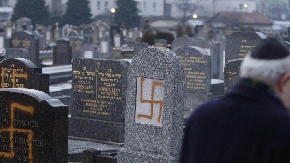 Los judíos huyen de Francia