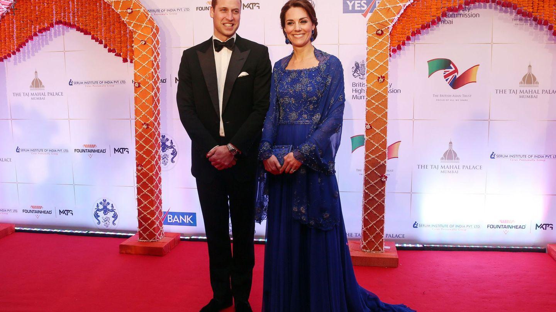 Los duques de Cambridge, en una imagen de archivo. (Reuters)