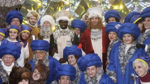 Carmena recupera los trajes tradicionales de los Reyes Magos para la cabalgata