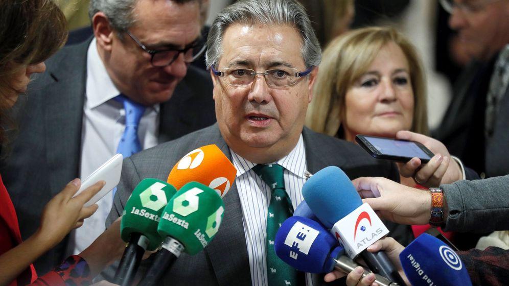 Foto: El ministro del Interior Juan Ignacio Zoido. (EFE)