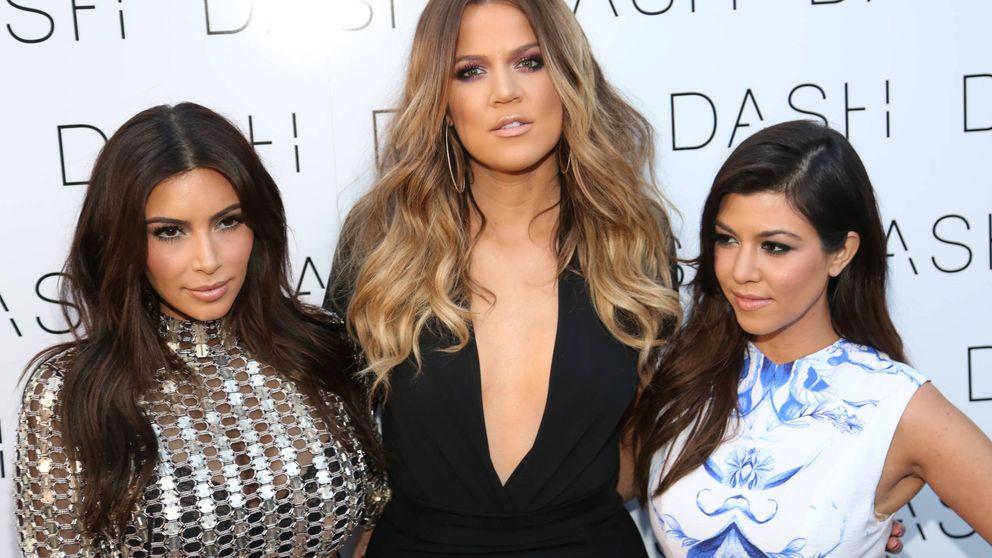Amenazan a las Kardashian en su tienda  con una pistola y un machete