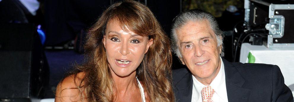 Jaime Ostos y Mª Ángeles Grajal se casarán por la iglesia este verano en la finca Yerbabuena