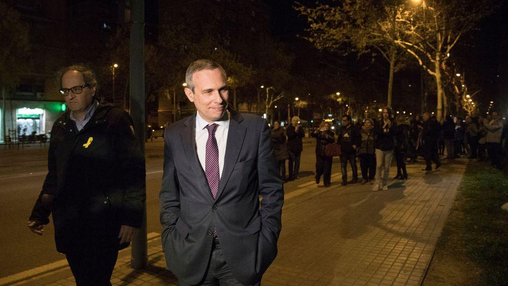 La Fiscalía se querella contra el jefe de la oficina de Puigdemont por malversación