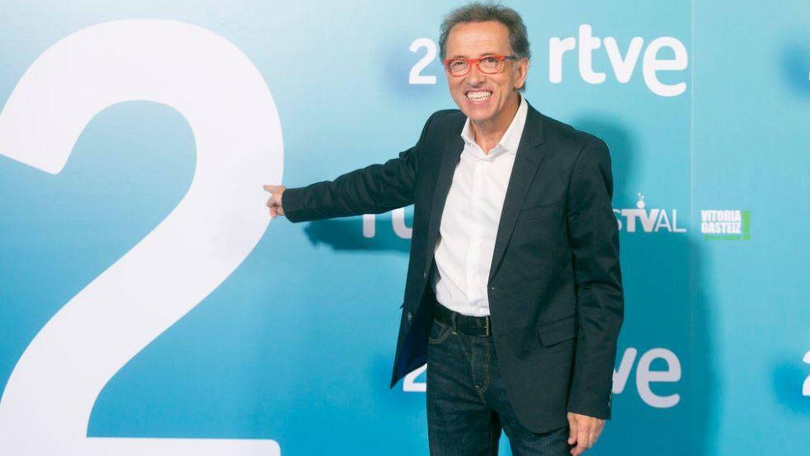 Foto: Jordi Hurtado en el FesTVal en el arranque de temporada.