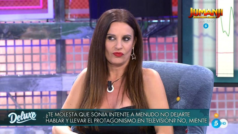 El palo de Sonia Monroy a Isa Pantoja y Asraf en 'Sábado Deluxe'