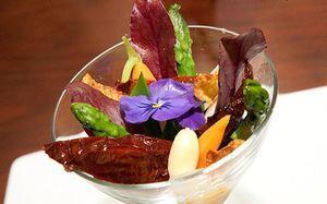 Un homenaje culinario al Impresionismo en el Palace
