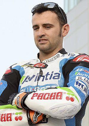 El piloto de MotoGP Héctor Barberá, condenado a seis meses de prisión por agredir a su novia