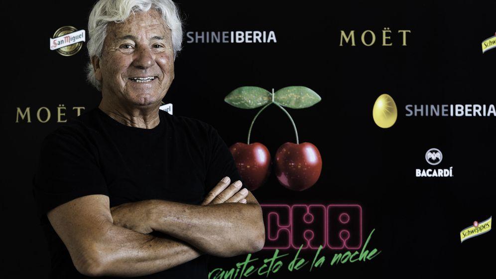 Foto: Ricardo Urgell, fundador de Grupo Pachá.