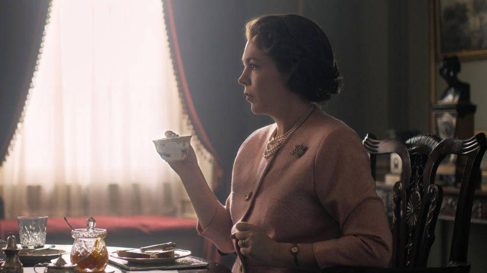 Foto: Olivia Colman, nueva protagonista de 'The Crown' en su tercera temporada. (Netflix)