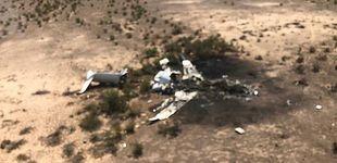 Post de Mueren los 14 pasajeros de un avión privado siniestrado en el norte de México
