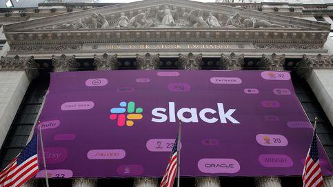 Slack se dispara hasta un 32% ante el interés de compra de Salesforce