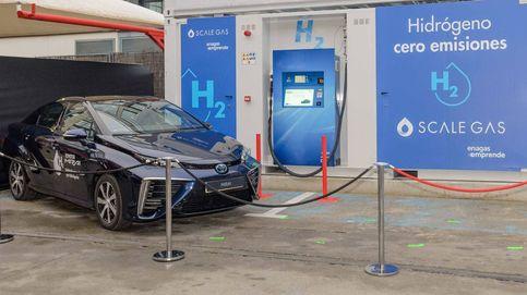 Inaugurada en Madrid la primera hidrogenera pública de España
