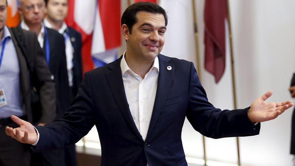 Tsipras acepta ahora un rescate duro y se enfrenta al ala más radical de Syriza