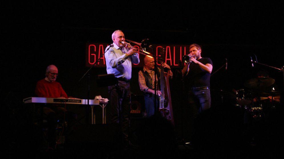 Foto: Canal Street Jazz Band. (Alejandro Mata)