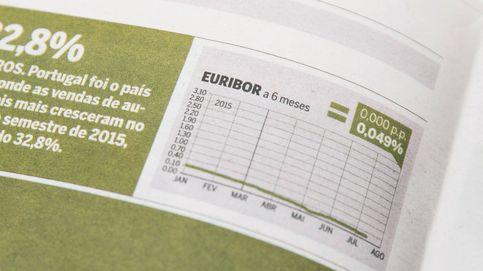 Los hipotecados pueden dormir tranquilos: el euríbor seguirá en negativo