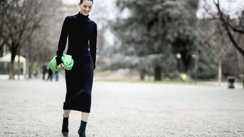 Este vestido de Zara es ideal para estar cómoda en casa sin perder un ápice de estilo