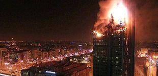 Post de ¿Quién quemó el Windsor? Un libro profético sobre la gran conspiración