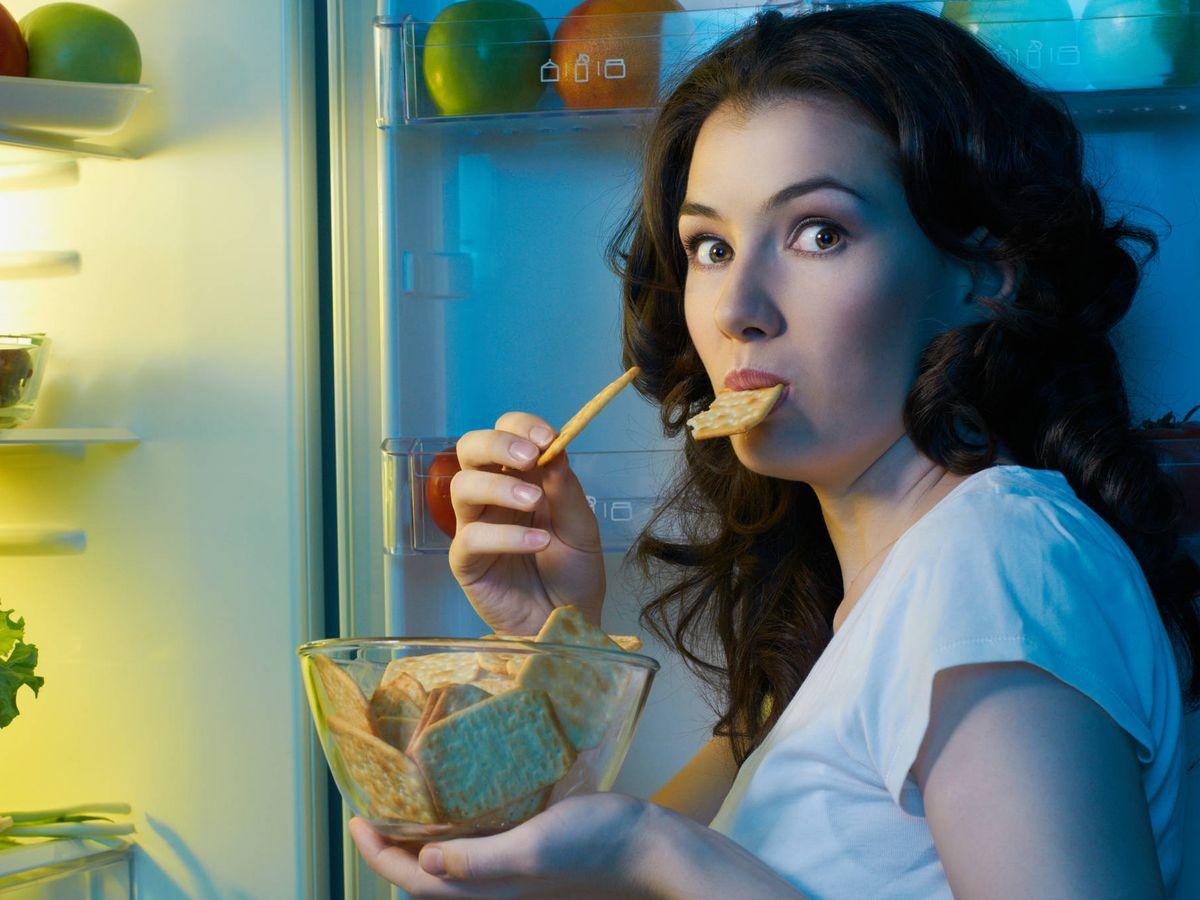 Photo: Emotional hunger.  (iStock)