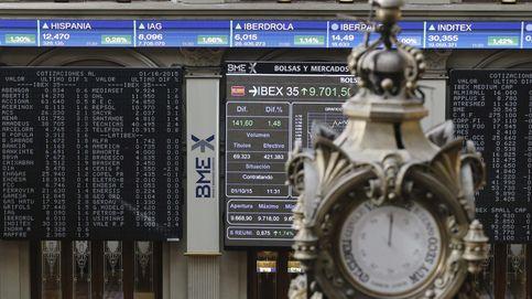 El Ibex se dispara un 4% tras la mejora del rating a España y las elecciones de Portugal