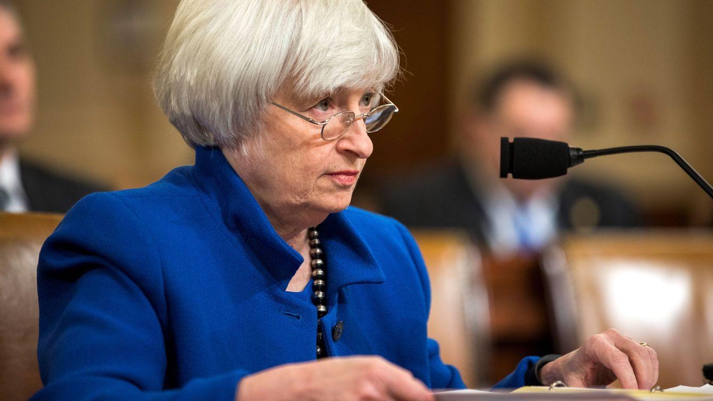 Yellen se despide de la Fed con optimismo: sube los tipos y aplaude la reforma de Trump