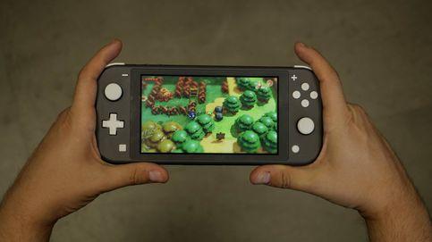 He probado la Nintendo Switch Lite y es la consola que más me ha llenado en años
